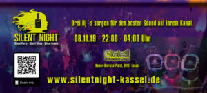 Gleis 1 - Silent Night Party @ Gleis 1